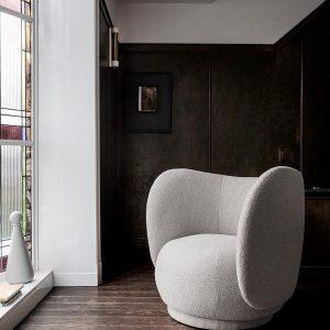 fotelis Rico Lounge Chair