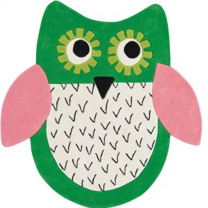 Designers Guild, Little Owl Emerald