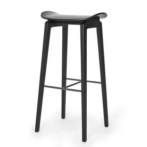 Baldai baro kede dekorama NY11 bar chair, black