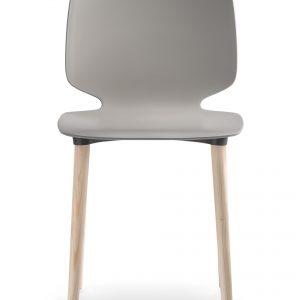 Baldai kėdė dekorama BABILA 2750_pilka