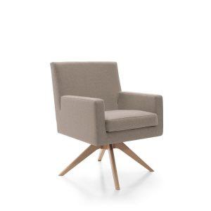 Baldai kėdė dekorama soho 1