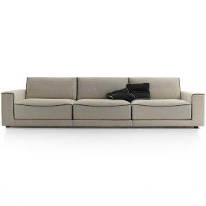 sofa loux balta