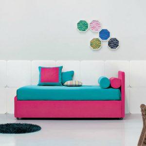 Vision Estraibile lova violetinė