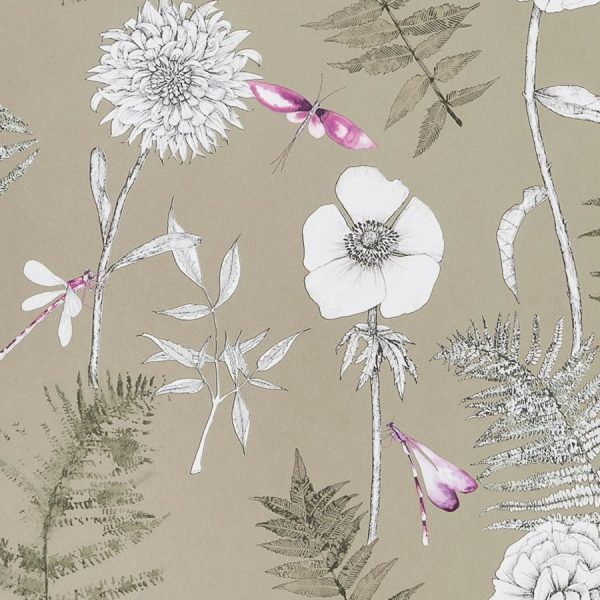 Tapetai Designers Guild, Majolica Wallpaper PDG1022-03