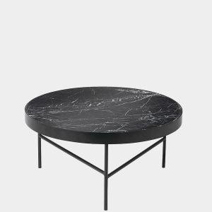 staliukas Marble Table - Black - Large