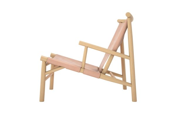 fotelis Samurai Chair - Nature Leatherv (2)