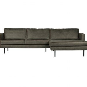 sofa Rodeo long chair right army