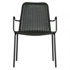 kėdė Wander dining chair black