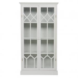 komoda Fresco cabinet wood mist