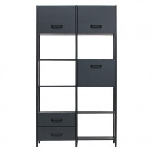 lentyna Legacy cabinet wood iron black