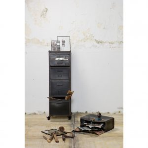 lentyna Stuff metal cabinet black 3