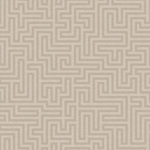tapetai holdendecor, sakkara, Labyrinth taupe, 65592