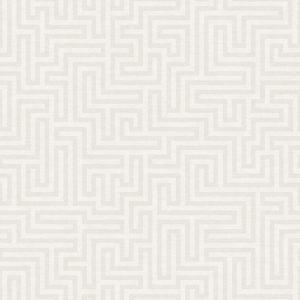 tapetai holdendecor, sakkara, Labyrinth white, 65591