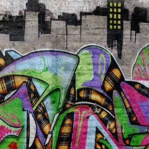 Foto tapetai Rebelwalls, Play, Concrete Art, R16973